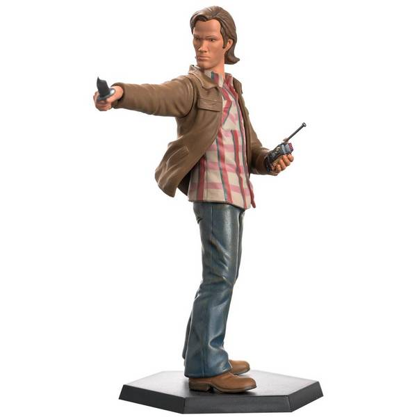 Action Figure Supernatural - Sam Winchester - Mini Masters - Quantum Mechanix