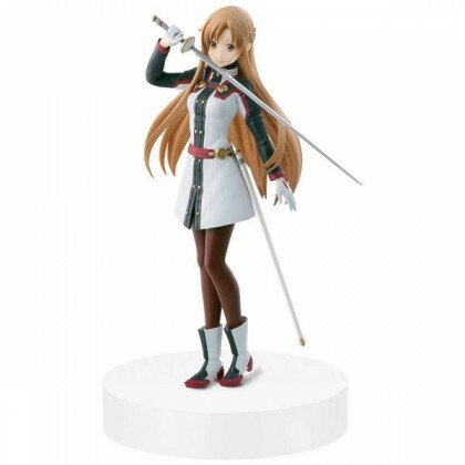 Action Figure Sword Art Online The Movie: Ordinal Scale Figure - Asuna - Bandai Banpresto