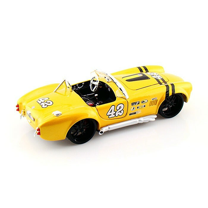 Shelby Cobra 427 1965 1:24 Série All Stars - Maisto