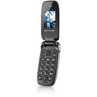 Celular Flip Up Dual Chip Preto P9022 - Multilaser