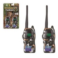 Walk Talkie Camuflado 830008 - Art Brink