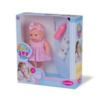 Boneca Pop Joy Mini Xixi 517 - Bambola