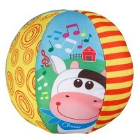 Bola Musical 5836 - Chicco Toys