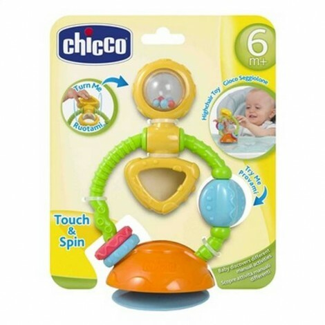 Touch & Spin 69029 - Chicco Toys