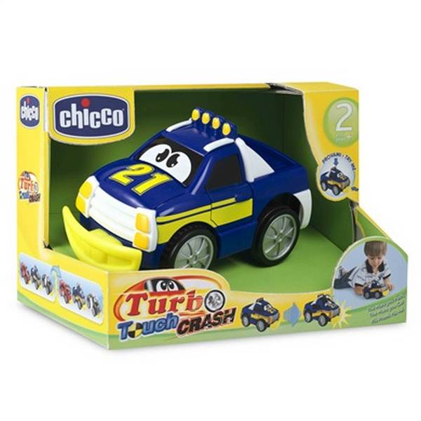 Turbo Touch Crash Azul 6722 - Chicco Toys