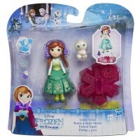 Mini Figura C/Movimento Frozen Disney B9249 - Hasbro