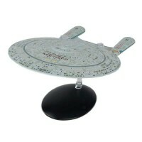 Star Trek USS Enterprise NCC-1701-D - Eaglemoss Collectables