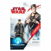 Star Wars DJ (Canto Bight) Figura com Force Link - Hasbro