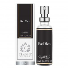 Fragance Classic Bad Man - Perfume Masculino 15ml