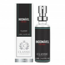 Fragance Classic Indomável For Men - Perfume Masculino 15ml