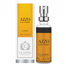 Fragance Classic Azzo Pour Homme - Perfume Masculino 15ml