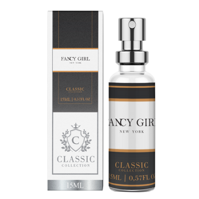 Fragance Classic Fancy Girl New York - Perfume Feminino 15ml