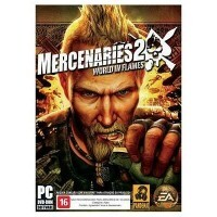 Game Mercenaries 2: World In Flames PC DVD-ROM - Electronic Arts