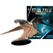 Star Trek Discovery Klingon Bird-of-Prey - Eaglemoss