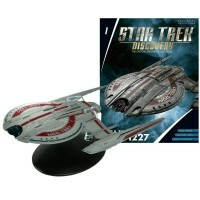 Star Trek Discovery U.S.S Shenzhou NCC-1227 - Eaglemoss