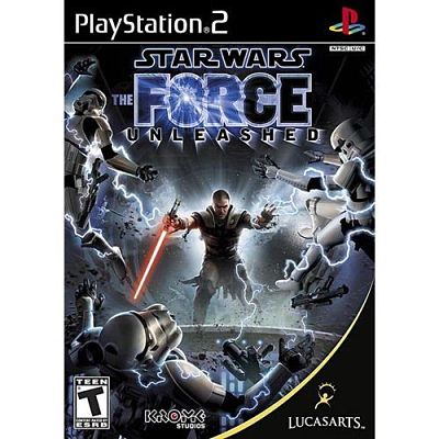 Star Wars The Force Unleashed - PlayStation 2 - Lucas Arts