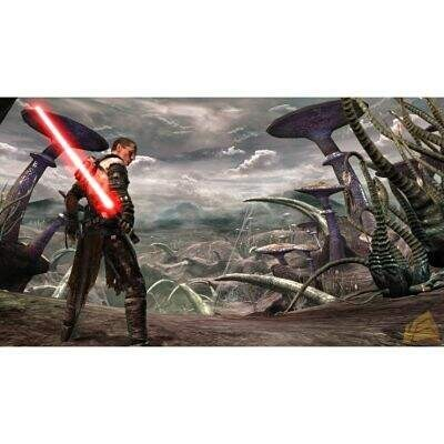 Star Wars The Force Unleashed PlayStation 2 - Lucas Arts