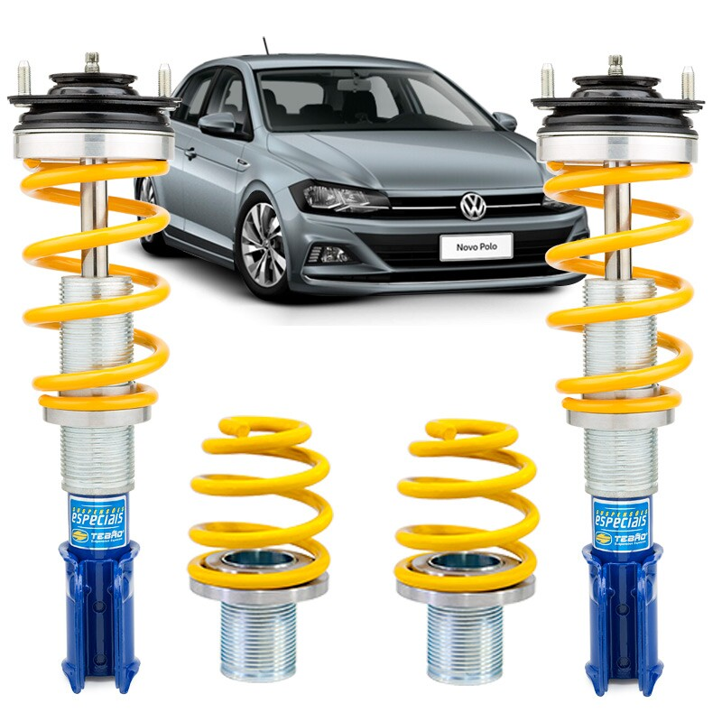 Kit Rosca SPORT - Polo Novo Hatch