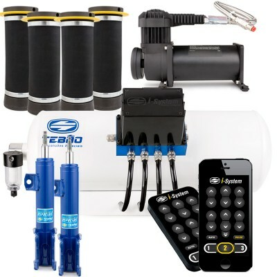 Kit Ar V3 Bluetooth + Compressor 380
