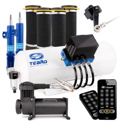 Kit Ar V3 i-System Sensor de 10mm Celta 2000 à 2015