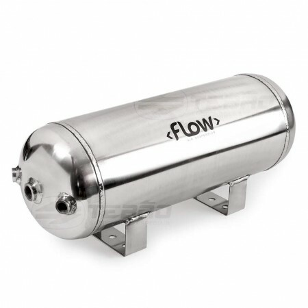 Cilindro Flow Inox - Chrome Tank