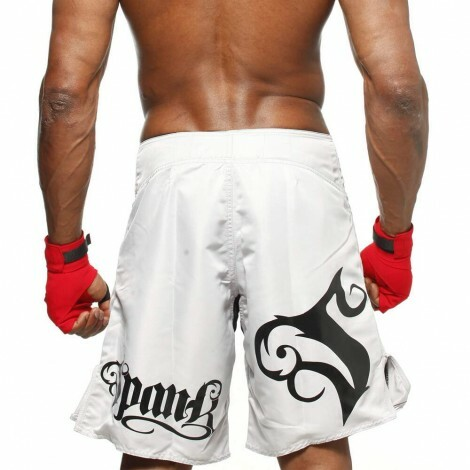 Bermuda MMA Spank Light Gray