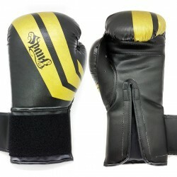 Luva de Boxe e Muay thai Gold Edition