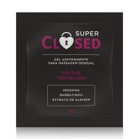 Adstringente Vaginal Super Closed sachê 5g