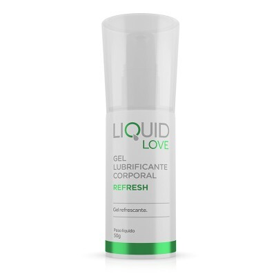 Lubrificante a base de Silicone Liquid Sex Refresh