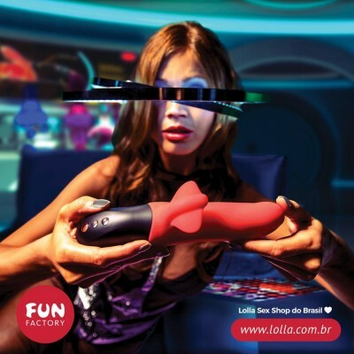 Vibrador Fun Factory Bi Stronic Fusion