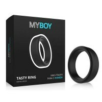 Anel Peniano My Boy Black Tasty Ring