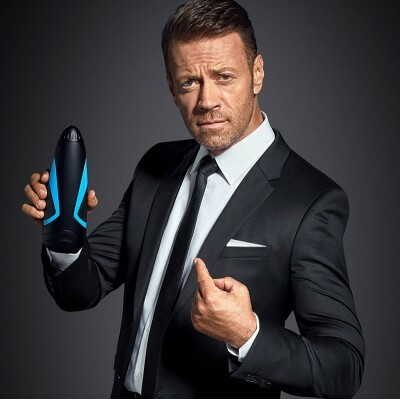 Masturbador e Estimulador Satisfyer Men by Rocco Siffredi