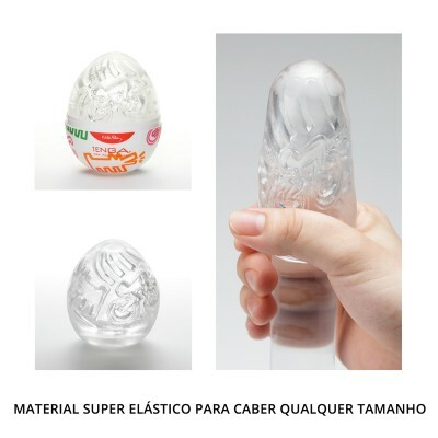Masturbador Tenga Egg Party - Keith Haring