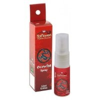 Excitante Oriental Spray 12ml Loção Corporal Hot Flowers