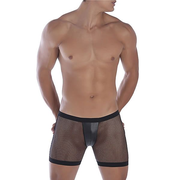 Cueca Sexy Box Teen Black
