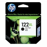 Cartucho HP 122XL CH563HB Preto 8ML