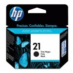Cartucho HP 21 C9351AL Preto 5ML