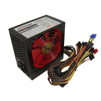 Fonte P4 ATX Extream 450W Real V 2.2 FEX-45T12