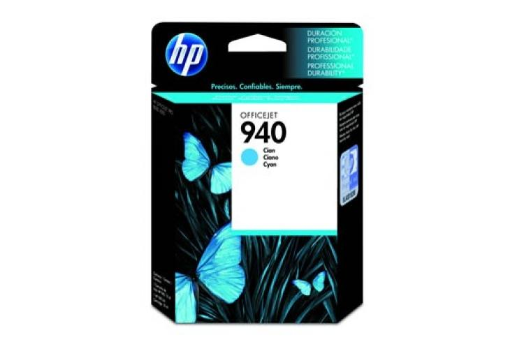 Cartucho HP 940 Ciano C4903AL 10ML
