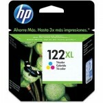 Cartucho HP 122XL Color CH564HB 6ML