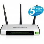 Roteador Wireless 300MBPS WR941ND TP-Link