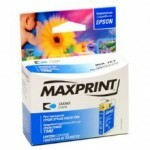 Cartucho TO63220 Maxprint Ciano 8ML