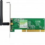 Placa de Rede TP-LINK Wireless TL-WN751ND 150Mbps PCI