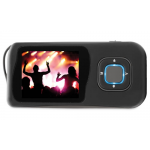 MP4 Player 4GB Dazz 6554-6 Preto/Cinza