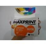Cartucho HP 901XL Maxprint Preto 17ML