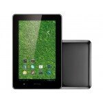 "Tablet Multilaser Tab TV NB046 C/ Android 4.0/ Processador 1.2GHz/ Wi-Fi/ 3G/ 4GB/ Tela 7""/ Câmera Digital/ TV Digital - Preto"