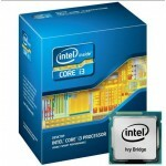 Processador Intel Ivy Bridge Core i3 3240 3.40GHz 3MB LGA1155 BX80637I33240