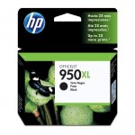 Cartucho HP 950XL CN045AL Preto - 53ML  P/ 8100/ 8110/ 8600
