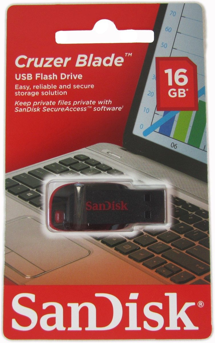 Sandisk Cruzer Blade 16gb Pen Drive Driver For Mac Force