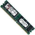 Memoria DDR 400 1GB Kingston
